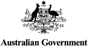Australian Government logo with coat of arms