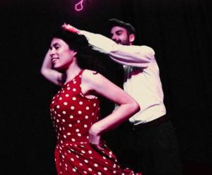 picture of couple dancing